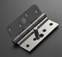 Hinge Polished Silver